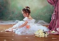 Пазл Castorland на 500 деталей «Маленькая балерина», В-51 1, фото