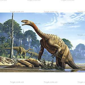 Пазл Castorland на 500 деталей «Динозавр», В-51939