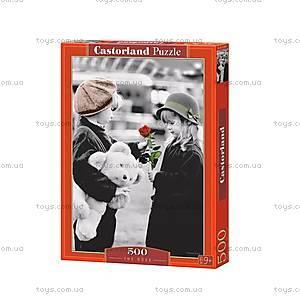 Пазл Castorland на 500 деталей «Роза», В-51984