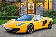 Пазл Castorland на 500 деталей «McLaren 12C Spider», В-52066