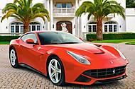 Пазл Castorland на 500 деталей «Ferrari F12 Berlinetta», В-52080