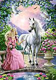 Пазл Castorland на 500 деталей «Секретный сад», В-52127, купить