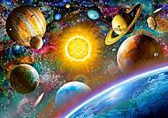 Пазл Castorland на 500 деталей «Космическое пространство», В-52158, отзывы