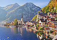 Пазл Castorland на 500 деталей «Гальштат. Австрия», В-52189, фото