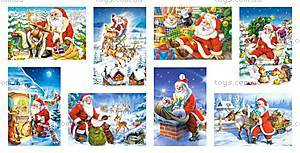 Лицензия Набор пазлов MINI на 54 детали «Новый год», 54мк