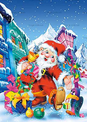 Пазл Castorland на 60 деталей «Новый год», 717