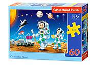Пазлы Castorland 60 «На другой планете», В-06953, фото
