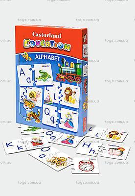 Пазл Castorland Education «Английская азбука», 043