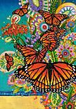Пазлы Castorland на 1000 деталей «Бабочки Монархи», С-103492, фото