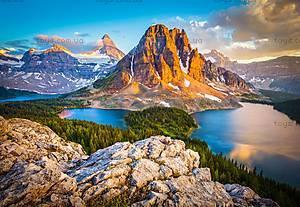 Пазлы Castorland на 1000 деталей «Национальный парк. Канада», С-103423