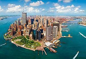 Пазлы Castorland на 2000 деталей «Нью-Йорк», С-200573