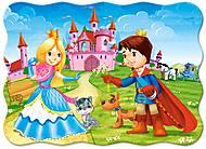 Пазлы Castorland на 30 деталей «Пара для принцессы», В-03518, купить