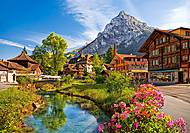 Пазлы Castorland на 500 деталей «Кандерштег, Швейцария», В-52363, отзывы