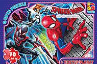 Пазлы «Человек Паук: приключения» 70 элементов, SM884, отзывы