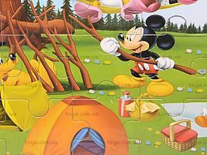 Пазлы деревянные «Микки Маус», 1809A23, цена