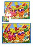 Пазлы детские мягкие «Смешарики», VT1103-38