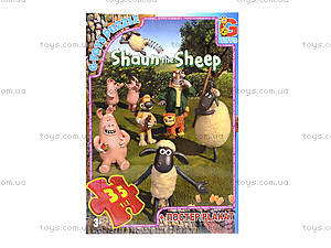 Пазлы детские серии «Баранчик Шон», 35 элементов, SS408795, купить