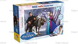 Пазлы DF SUPERMAXI 60 FROZEN «Музыка и смех», 46874