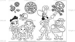 Детский пазл «Джейк и пираты Нетландии», 46508, фото