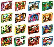 Пазлы для детей, 60 элементов, 217