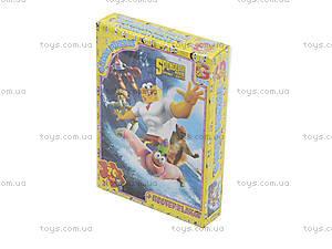 Пазлы для детей «Губка Боб», SP003, фото