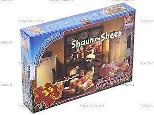 Пазлы для детей серии «Баранчик Шон», 35 элементов, SS408796, отзывы