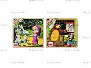 Пазлы для детей серии «Маша и Медведь»,