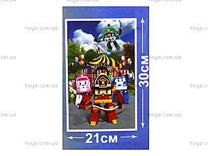 Пазлы для детей из серии «Робокар Поли», RR067434RR067430-70, фото