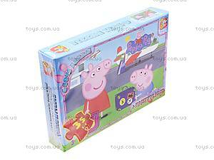 Пазлы для детей из серии «Свинка Пеппа», PP006, купить