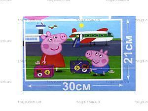 Пазлы для детей из серии «Свинка Пеппа», PP006, фото