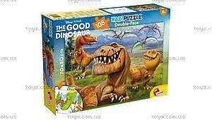 Пазлы «Добрий динозавр» SUPERMAXI , 52837