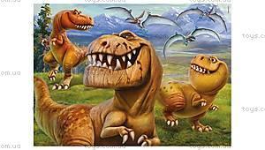 Пазлы «Добрий динозавр» SUPERMAXI , 52837, фото
