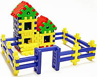 Пазлы «Дом Джека», 0020, игрушки