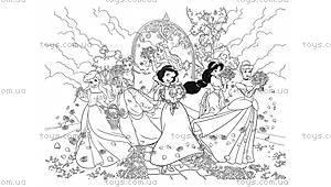 Пазлы «Друзья принцесс», 48274, купить
