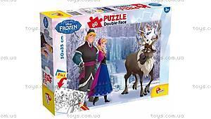 Пазлы серии Frozen «На острове», 49295