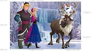 Пазлы серии Frozen «На острове», 49295, фото