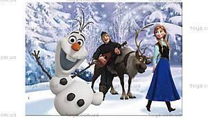 Пазлы серии Frozen «Олаф и друзья», 46850, фото