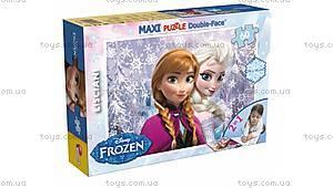 Пазлы серии Frozen «Сестры», 46881