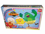 Пазлы G-Toys из серии «Добрый Комо», K909, купить