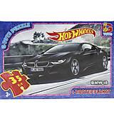 "Пазлы ""Hot Wheels"" 35 элементов Gtoys (FW736), FW736, детские игрушки"