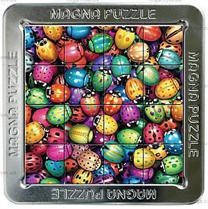 Пазлы «Жучки» магнитные 3D, 16 элементов, 21034