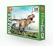 Пазлы Лео «Динозавр», 068-10, фото