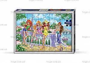 Пазлы магнитные «Барби на отдыхе», Mg60-02-06