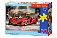 Пазлы «Машина в гараже», 60 элементов, В-066162, цена