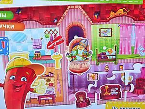 Развивающие пазлы «Мой дом», VT1602-02, цена