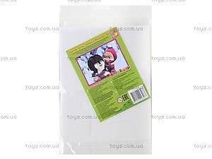 Пазлы мягкие А5 «Маша и пингвин», VT1103-07, фото