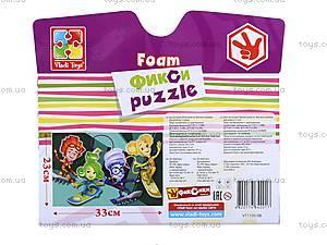 Пазлы мягкие для детей «Фиксики», VT1105-06, отзывы