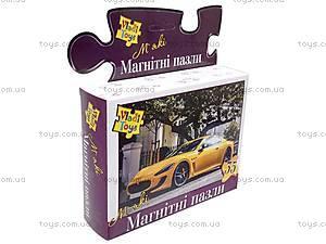 Пазлы на магните «Желтая машина», VT3201-05