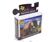 Пазлы на магните «Лошади», VT3201-01, купить