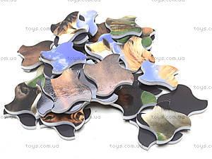 Пазлы на магните «Лошади», VT3201-01, отзывы